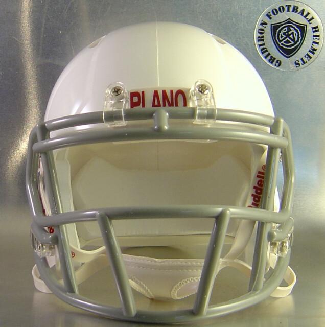 Plano Wildcats HS 2003-2015 (TX) (mini-helmet)