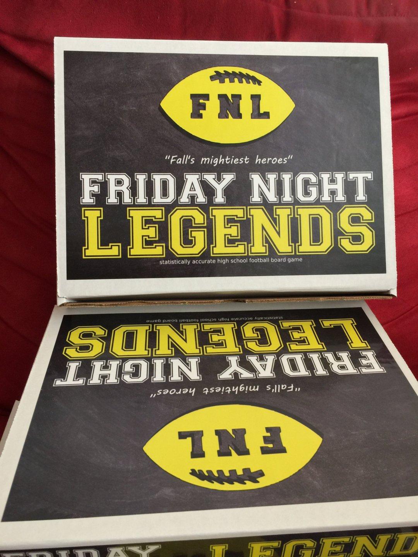 Friday Night Legends Board Game - Base Set 1200001