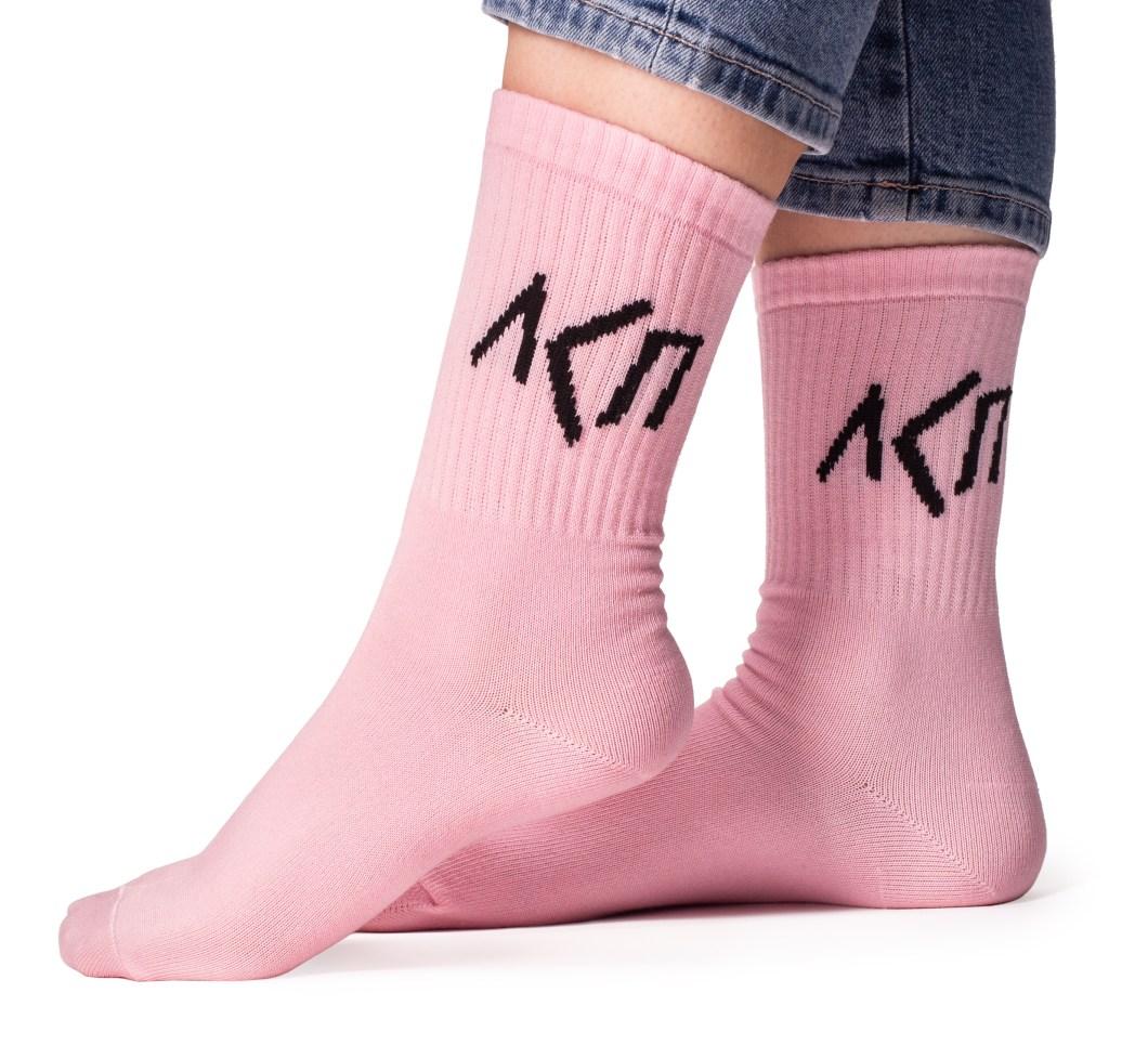 Носки «ЛСП Pink» размер 38-40 00127
