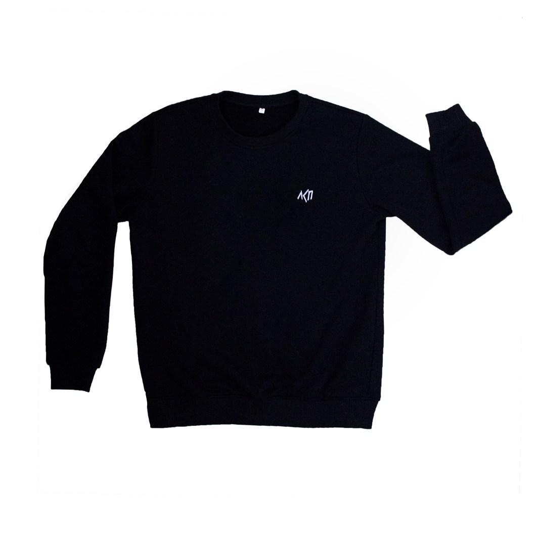 Свитшот «лого ЛСП» вышивка классический Размер S 00079