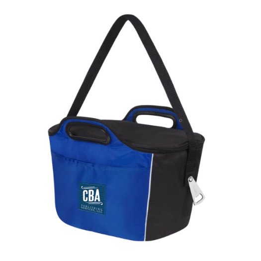 CBA Event and Shopping Cooler!