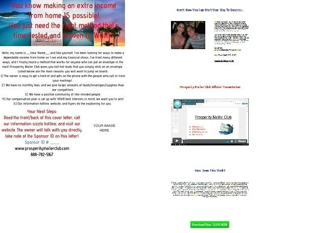 Cover Letter&Personalized Website Combo Deal