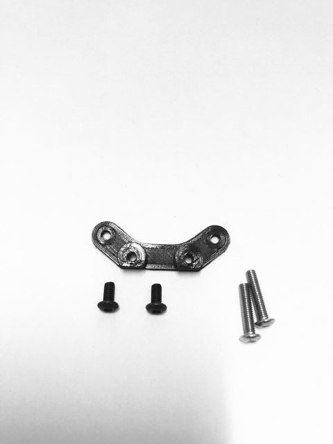 22-4 Front Wing Mount for Carbon Tower