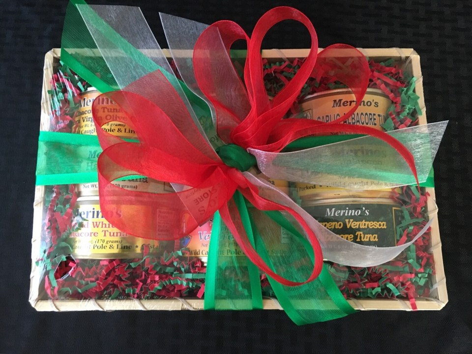 Build Your Own 6 Pack Gift Basket