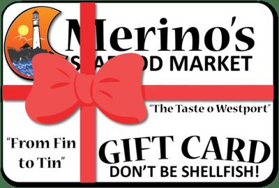 Merino's E-Gift Card