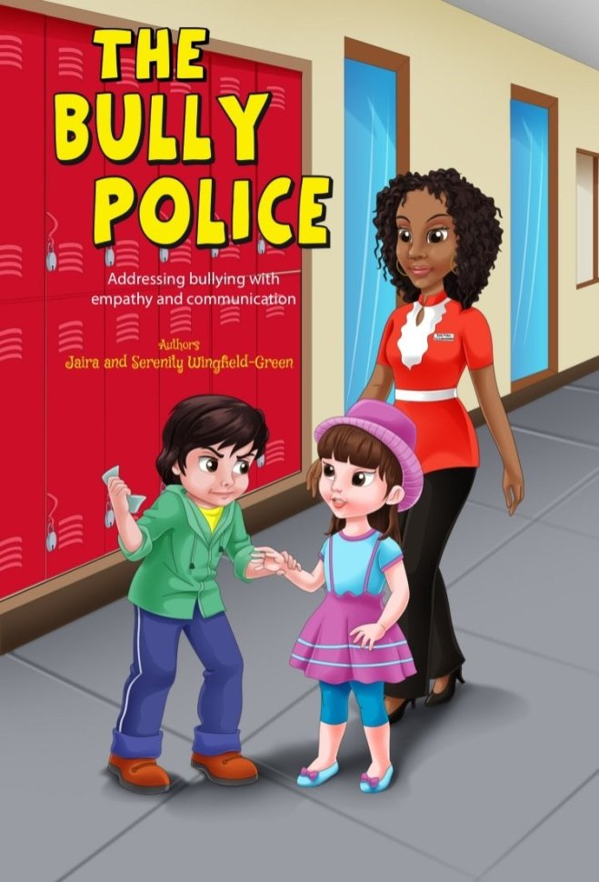 The Bully Police Book 000020