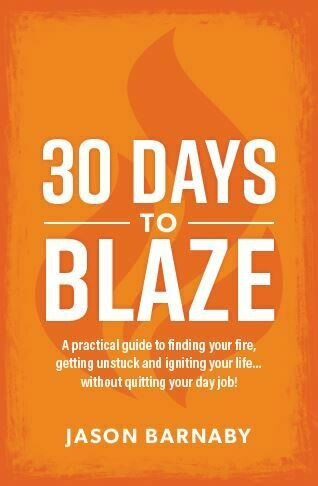 30 Days to Blaze Bonfire Sessions Course February 16, 2020 Launch (click for description)