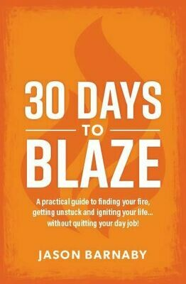 30 Days to Blaze Bonfire Sessions Course January 15, 2020 Launch (click for description)