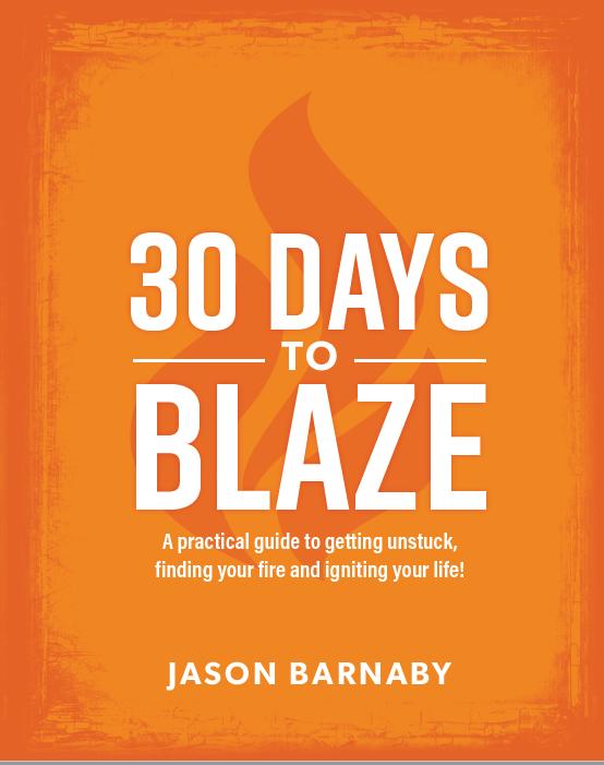 30 Days to Blaze Fire Starter Kit (Click for description)