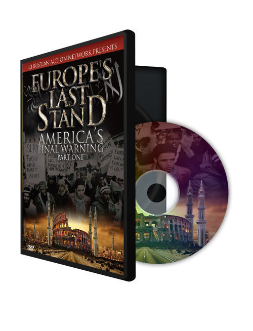 Europe's Last Stand: America's Final Warning