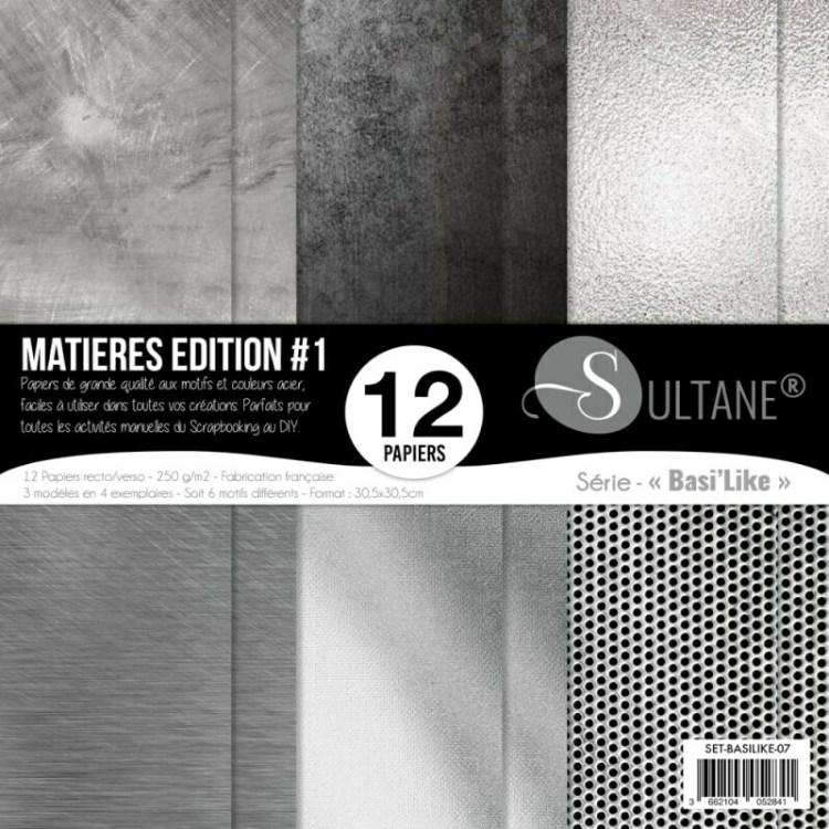 Matières edition #1
