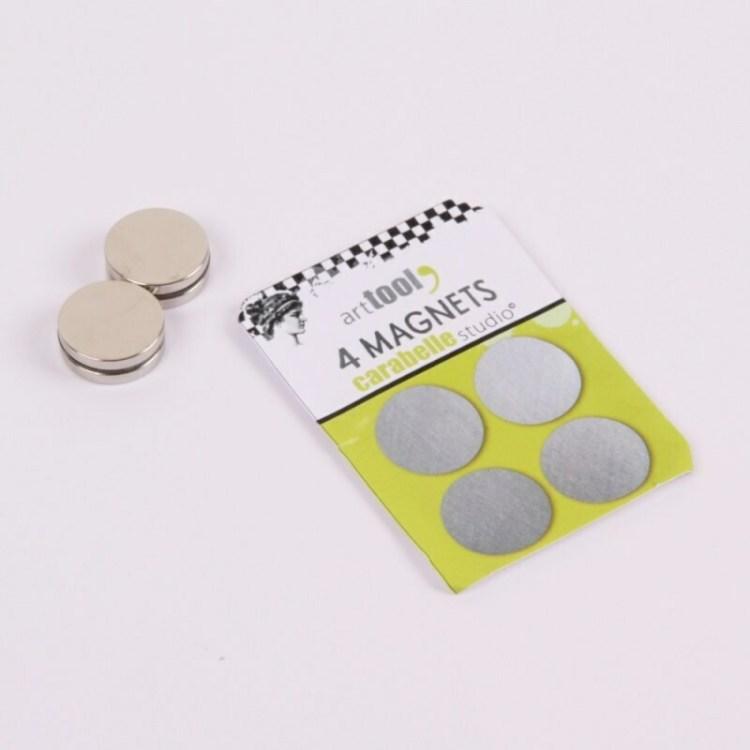 4 magnets pour Misti