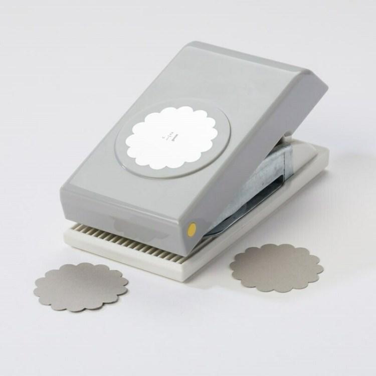 Perforatrice EK tools cercle feston 3,8 cm