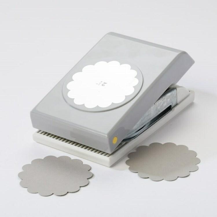 Perforatrice EK tools cercle feston 5,7 cm