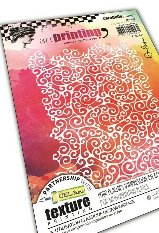 Art Printing A6 : Enlacés by Alexi