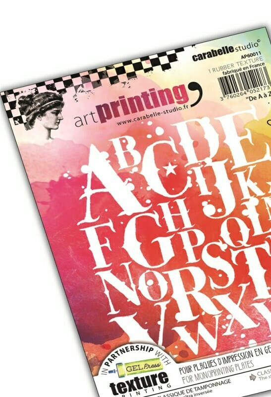 Art Printing A6 : De A à Z
