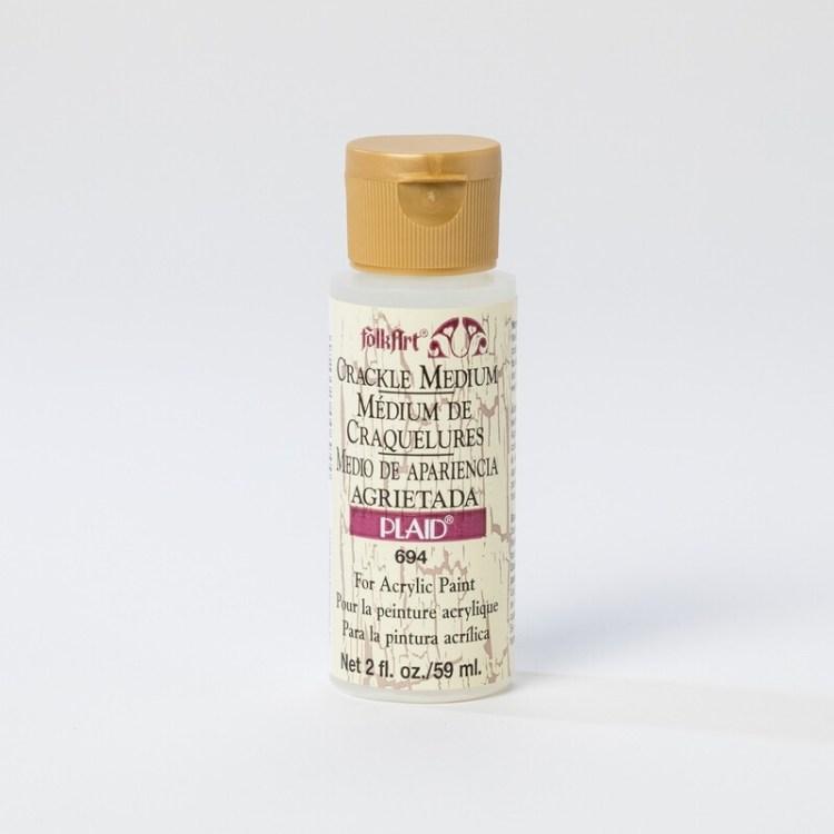 Medium de craquelure FolkArt Plaid 59 ml