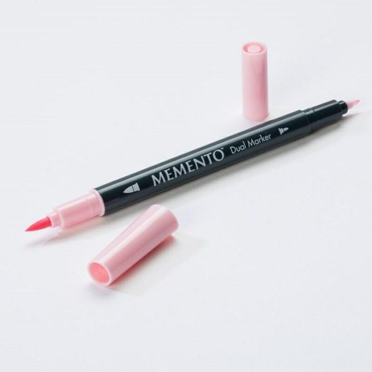 Feutre double pointe et aquarellable couleur angel pink