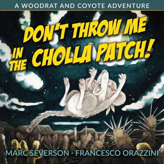 Don't Throw Me in the Cholla Patch BookDontThrowMe