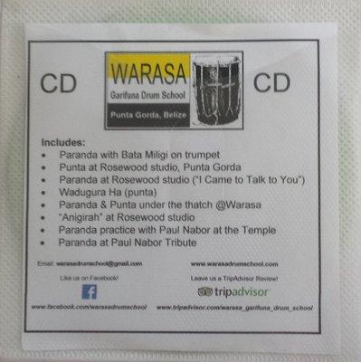 Warasa CDs & DVDs