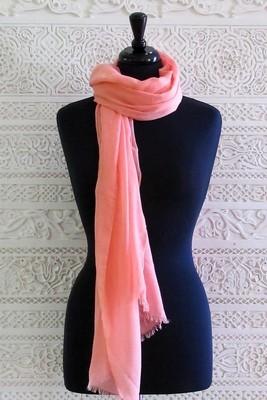 Sadie Soft Pink - Scarf