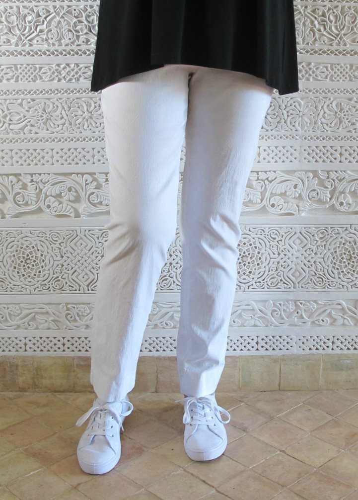 Robell Marie Trousers white