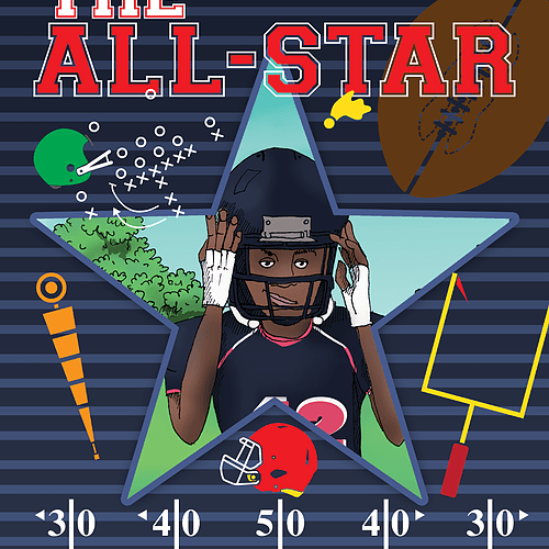 The All-Star by Chaundra Scott 00002