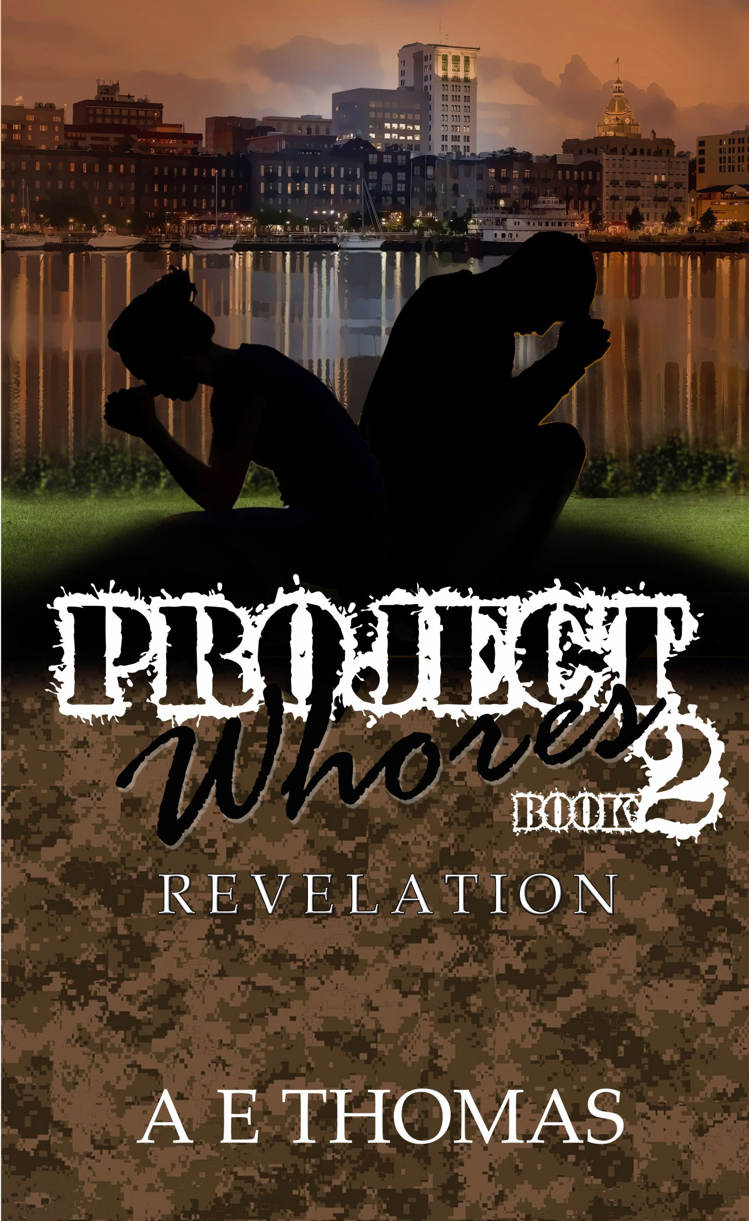 Project Whores II Revelation by A E Thomas 978-1948186421