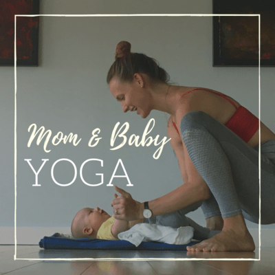 MOGA: Mom & Baby Yoga Series // 6 CLASS SERIES