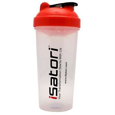 iSatori Technologies Shaker Cup Red