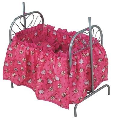 Кроватка для кукол Buggy Boom Loona Melobo 8875
