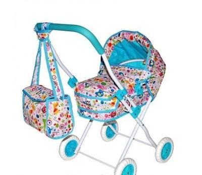 Коляска для куклы Фантазия Mary Poppins 67315