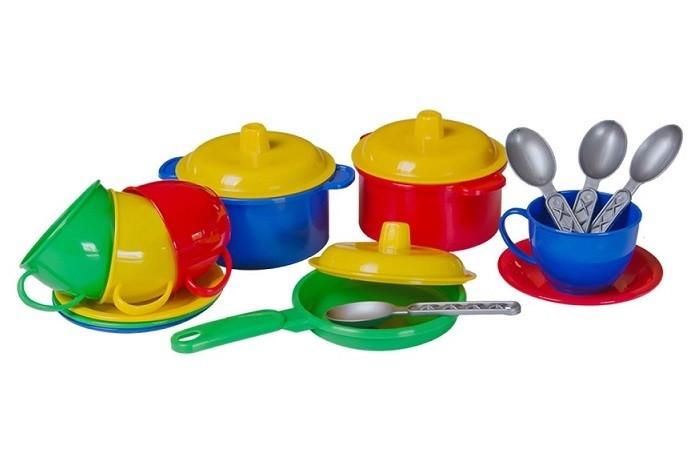Набор посуды детский Технок 0687