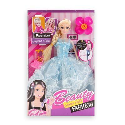 Кукла Beauty с аксессуарами, 29 см. 8036A1/A4