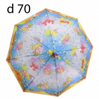 4752 Зонтик детский со свистком