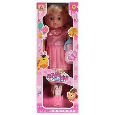 Кукла с горшком с бутылочкой, одежда в ассортименте b1739434