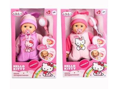 Кукла Пупс Hello Kitty 35см КАРАПУЗ  HELLO KITTY 13533
