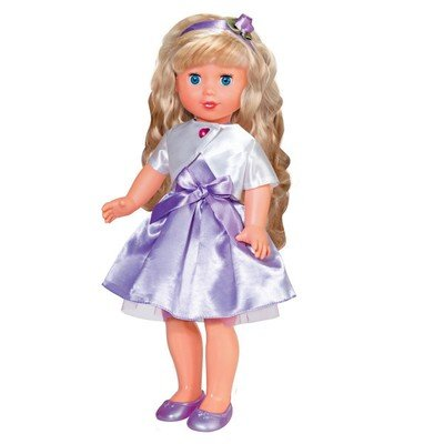 Кукла Полина Карапуз POLI-05-A-RU
