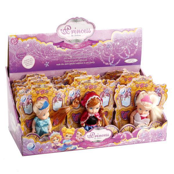 Кукла 11 см. в ассортименте B1615670 B1615670