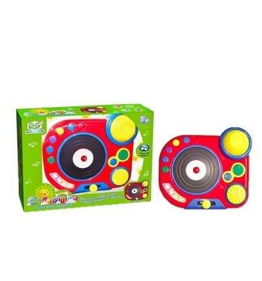 Интерактивная игрушка Пульт юного диджея ЕС80074R