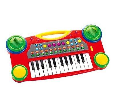 Детский синтезатор с функцией записи 28061