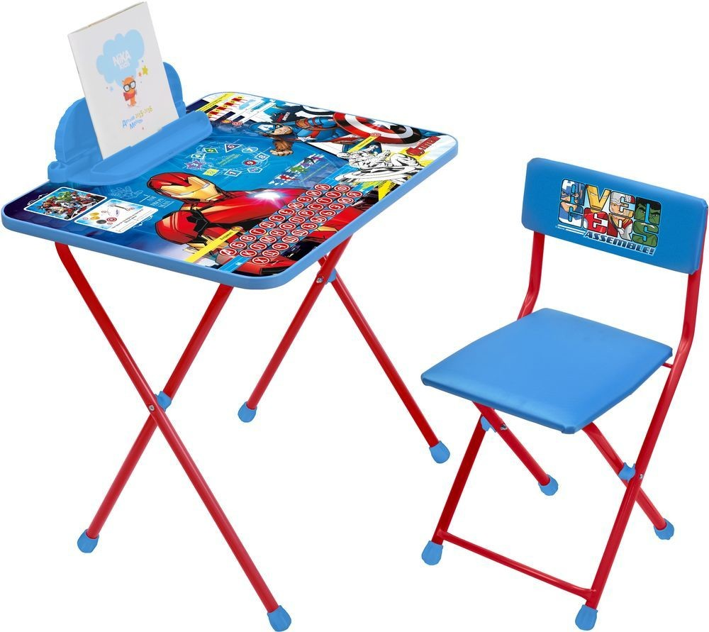Комплект мебели Мстители-2 Nika Д2А