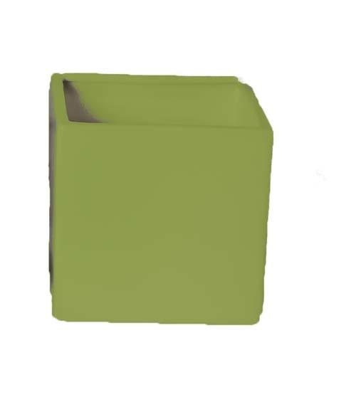 """CP1546-5GRN - 5.5"""" Green Ceramic Block CP1546-5GRN"""