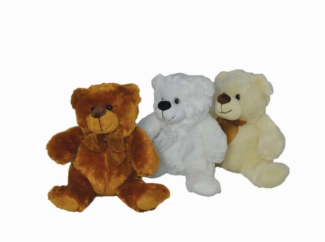 "NR430 - 10"" Plush Bear ""each"" $7.25 NR430"