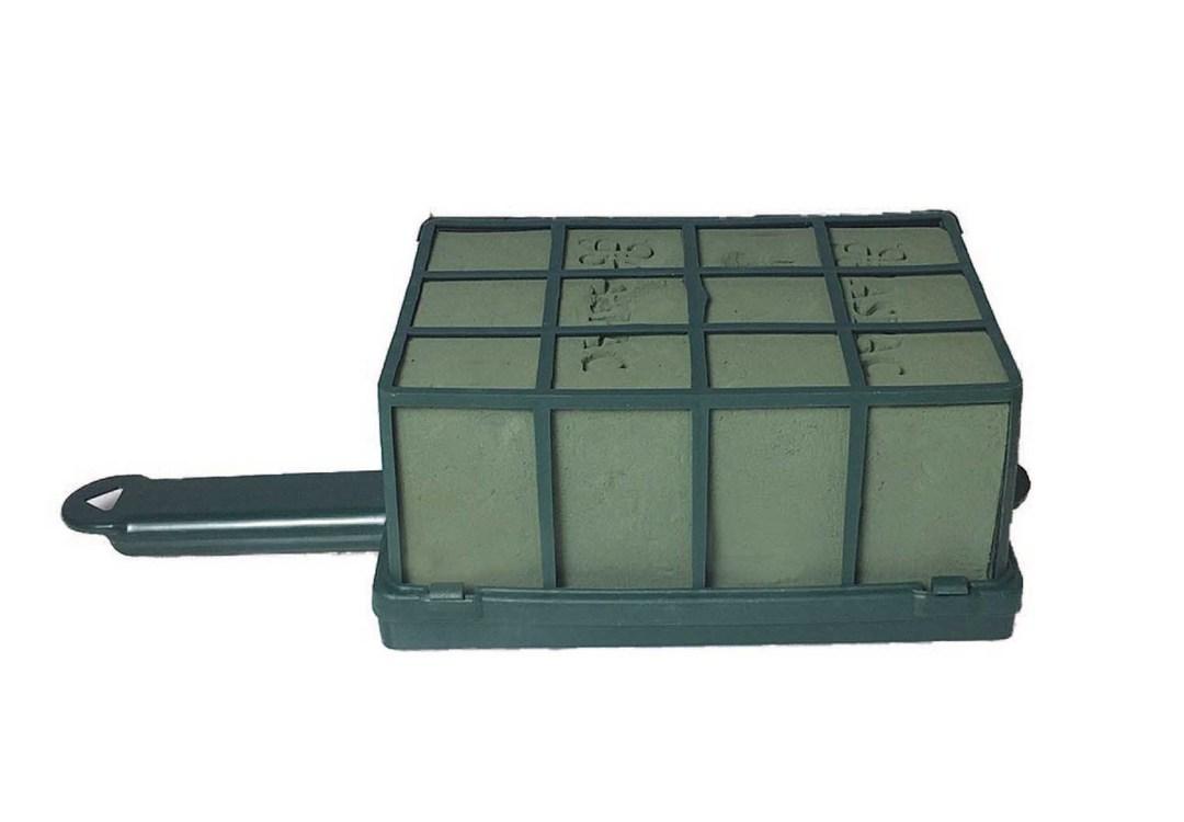 """FP417 - 7"""" X 4.5"""" Wet block in plastic holder FP417"""