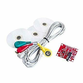 Modul Senzor ECG AD8232 Kit