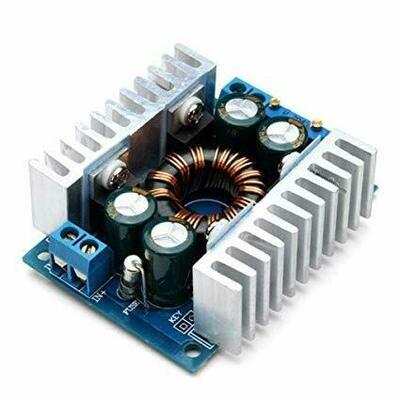 Modul sursa ridicatoare/coboratoare constanta DC-DC, 8A, 1.25-30V, tensiune si curent reglabil