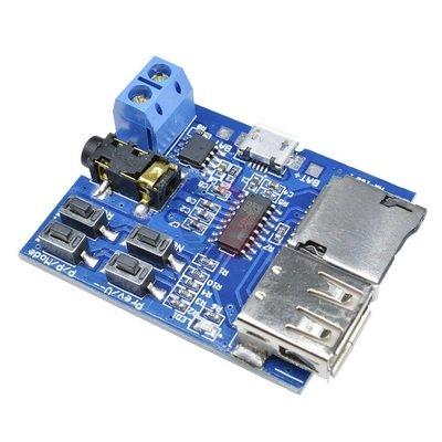 Modul amplificator MP3