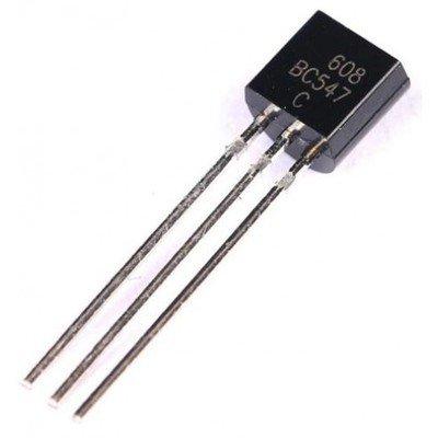 Tranzistor NPN BC547 TO-92