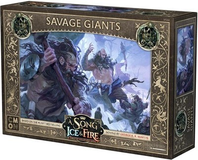 A Song Of Ice And Fire Savage Giants